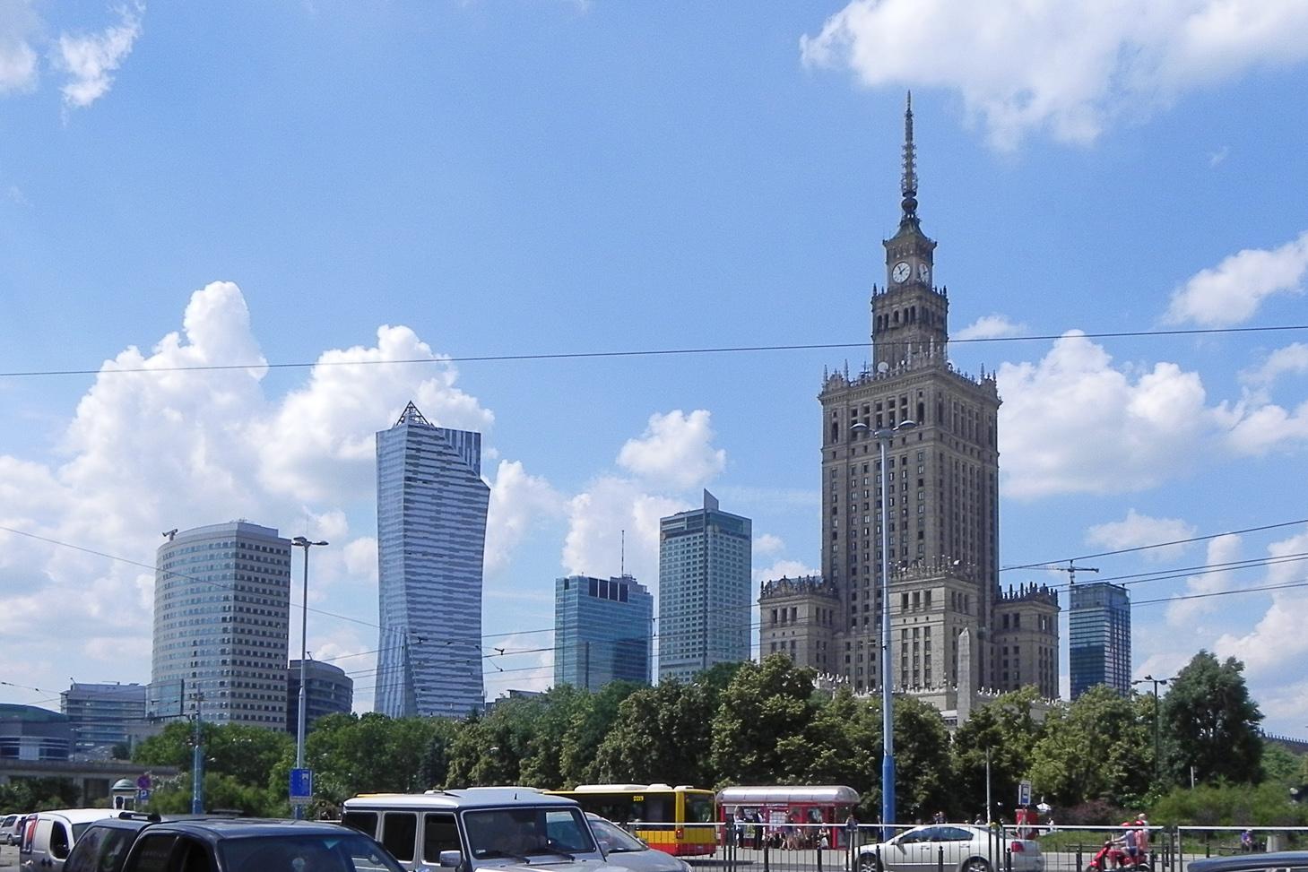 Варшава / Фотоблокнот