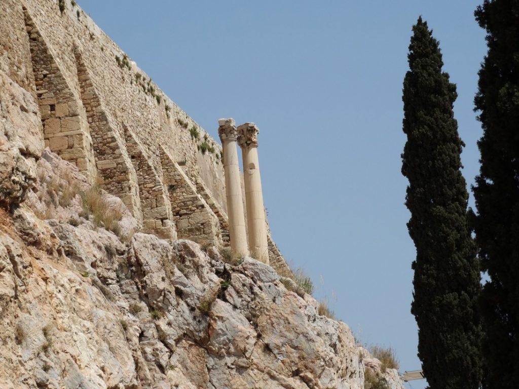Акрополь Колонны