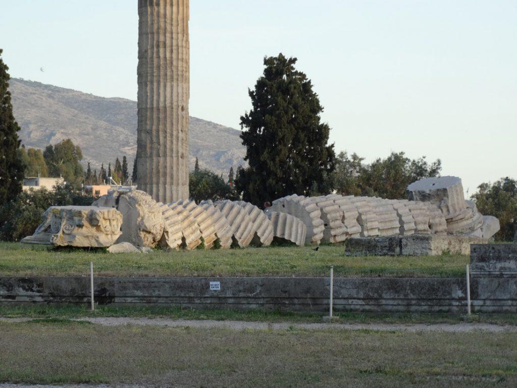 Храма Зевса Олимпийского