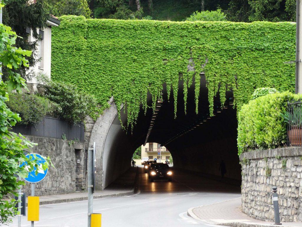 Бергамо туннель