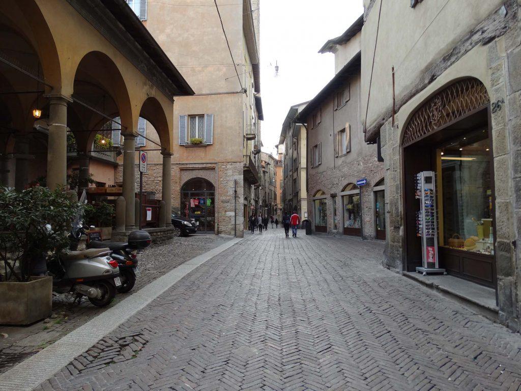 Бергамо Citta Alta