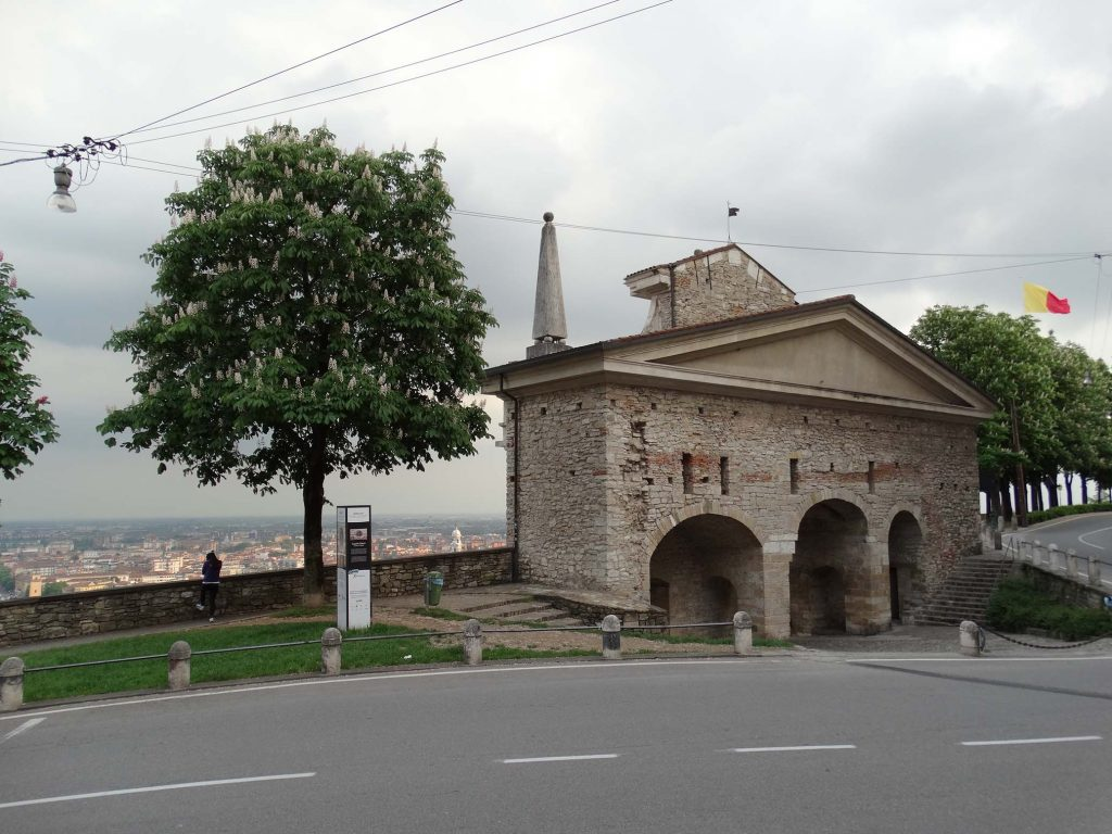 Венецианские крепостные стены