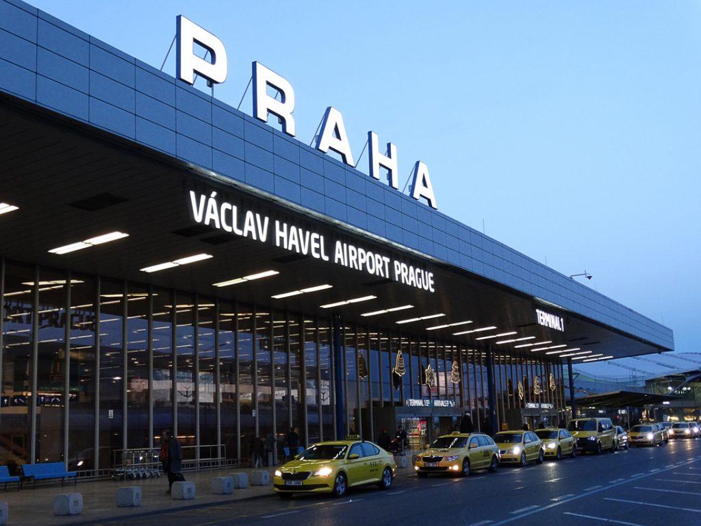 Аэропорт Вацлава Гавела