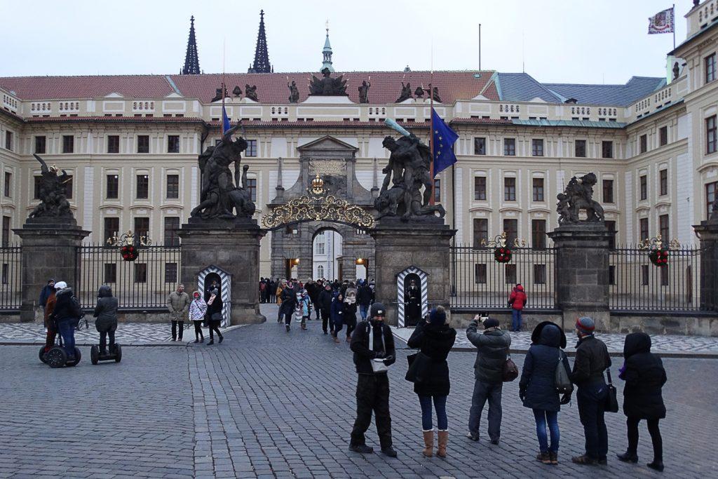 резиденция Чешского правительства
