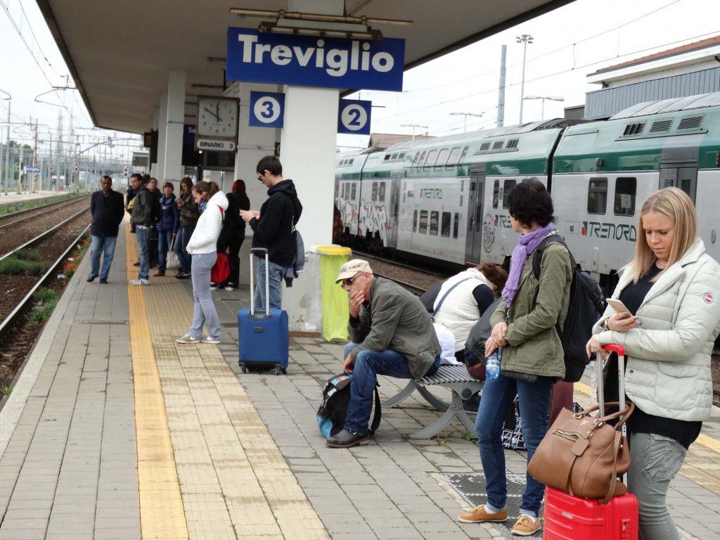 Станция Тревильо