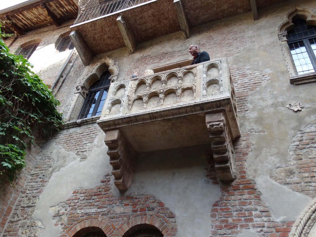 балкон Джкльетты
