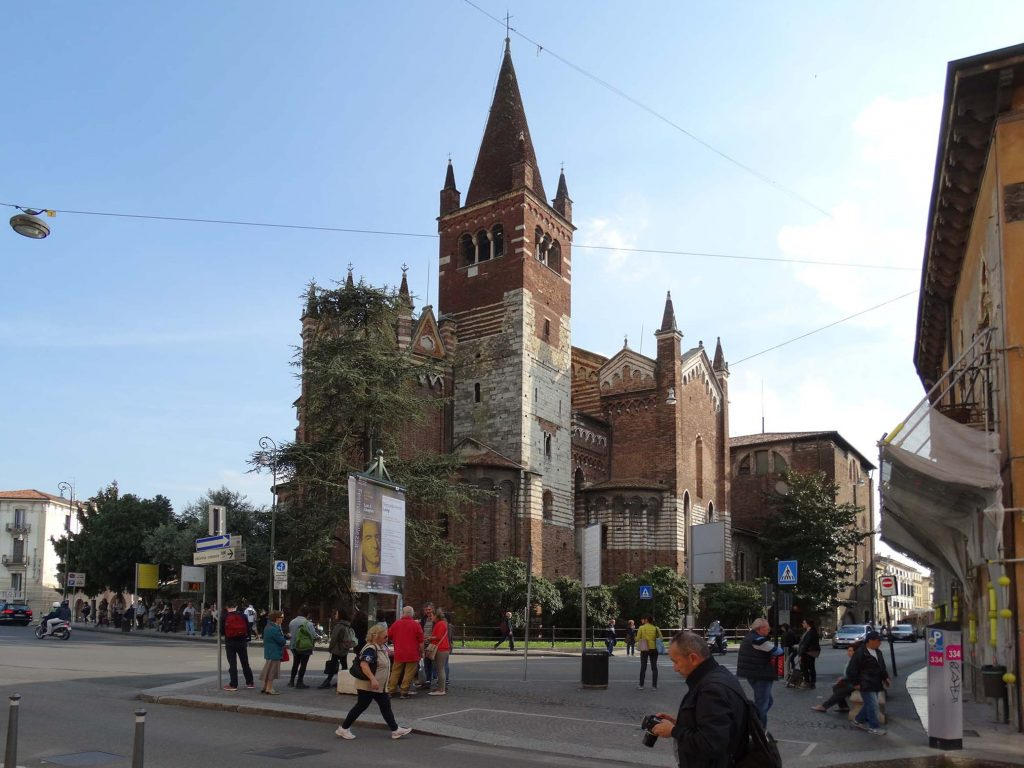 церковь Сан-Фермо-Маджоре