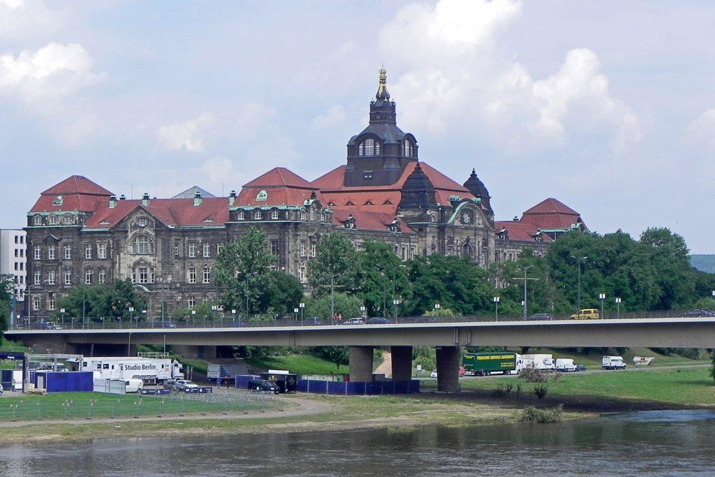 Дрезден / Фотоблокнот