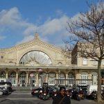 Париж Восточный вокзал