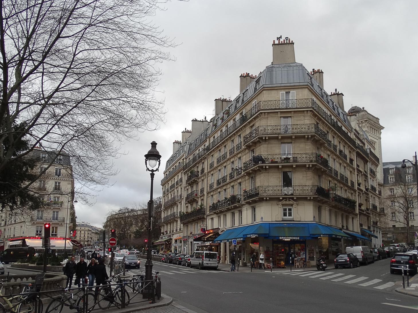 Париж / Фотоблокнот