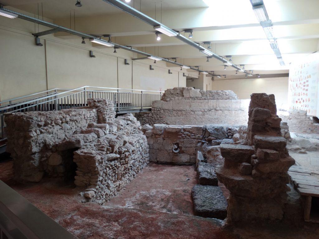 Афины. Раскопки