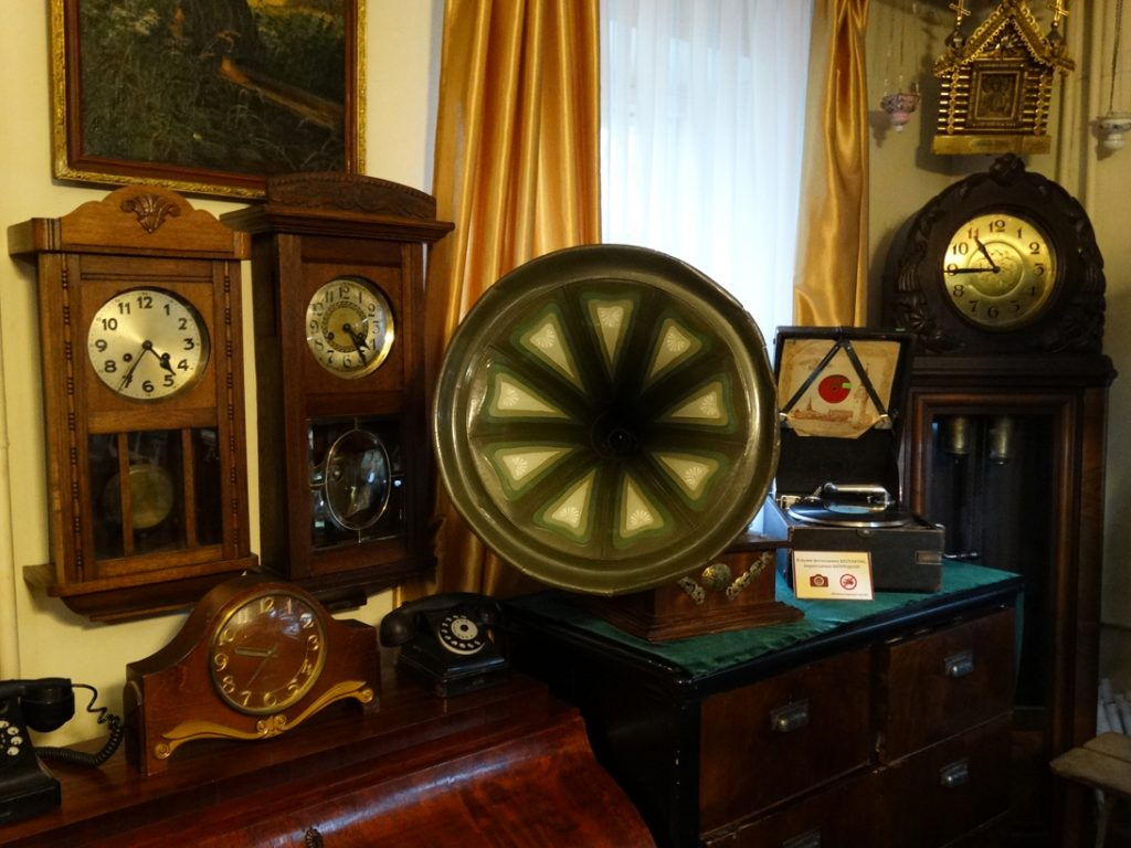 Музей «Музыка и время»