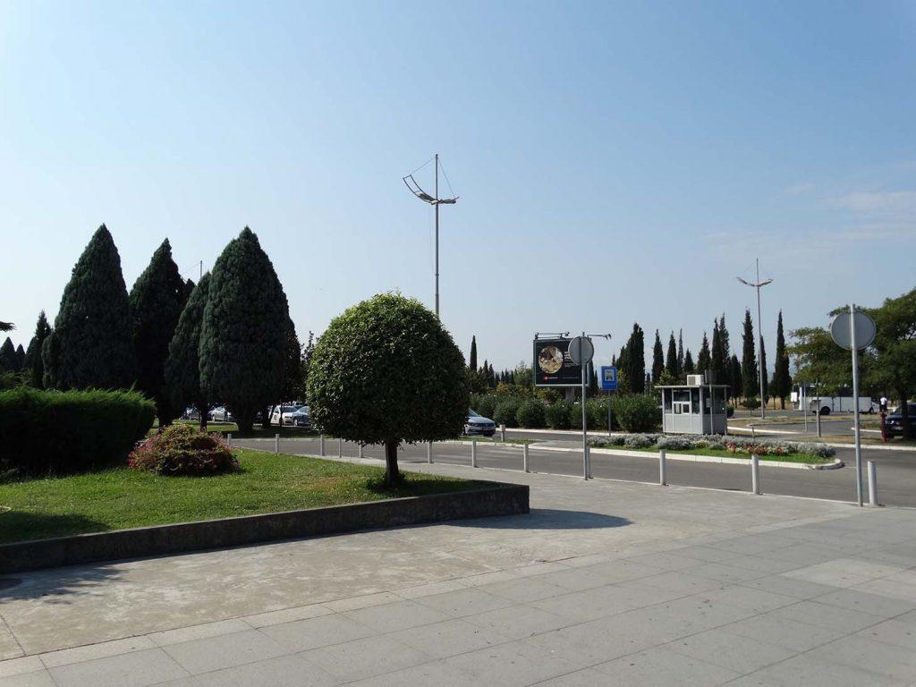 Аэропорт Подгорица
