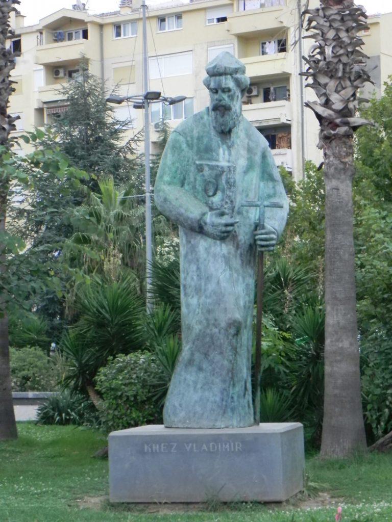 Святой Владимир, Бар