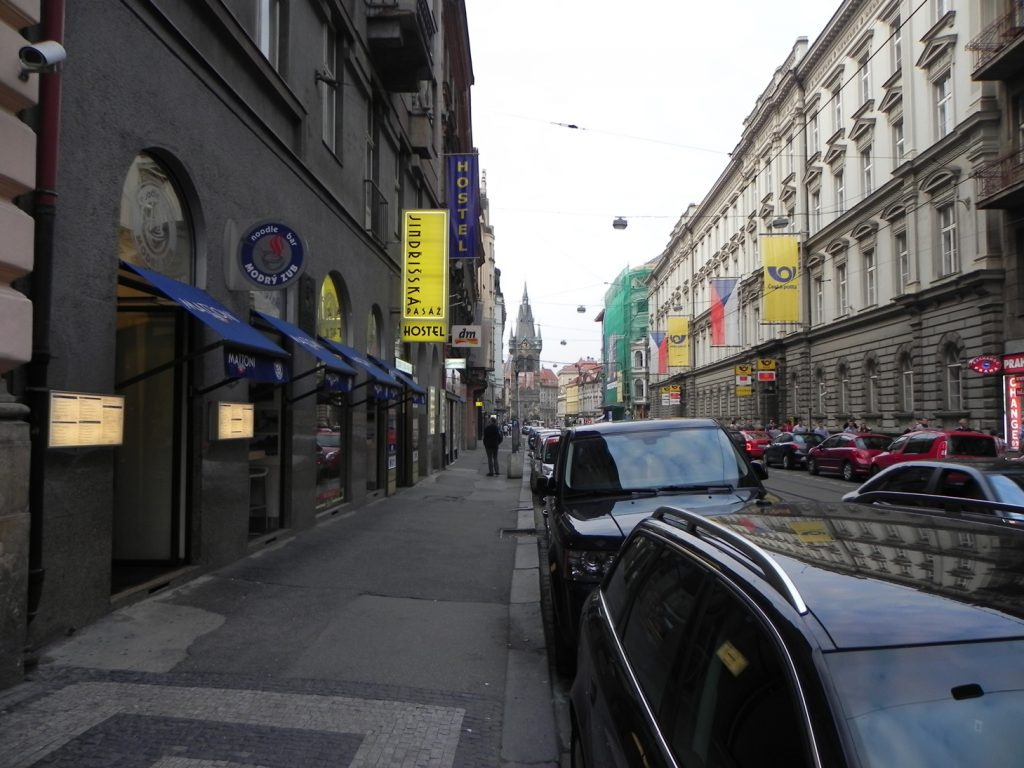 Praha, Jindřišská