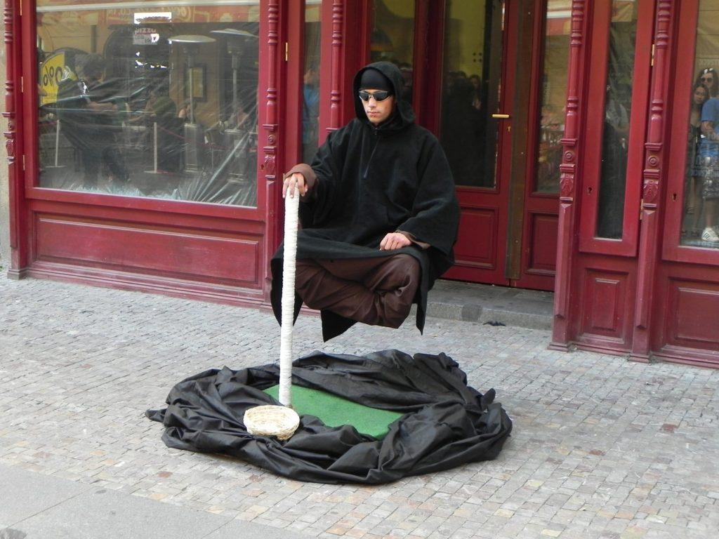 Прага - столица магии