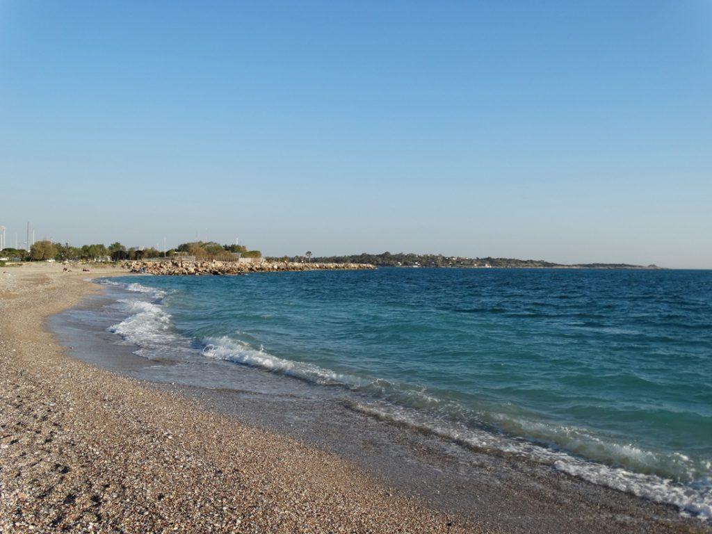 Пляж Ракета