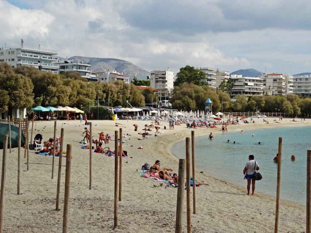Пляж Алимос