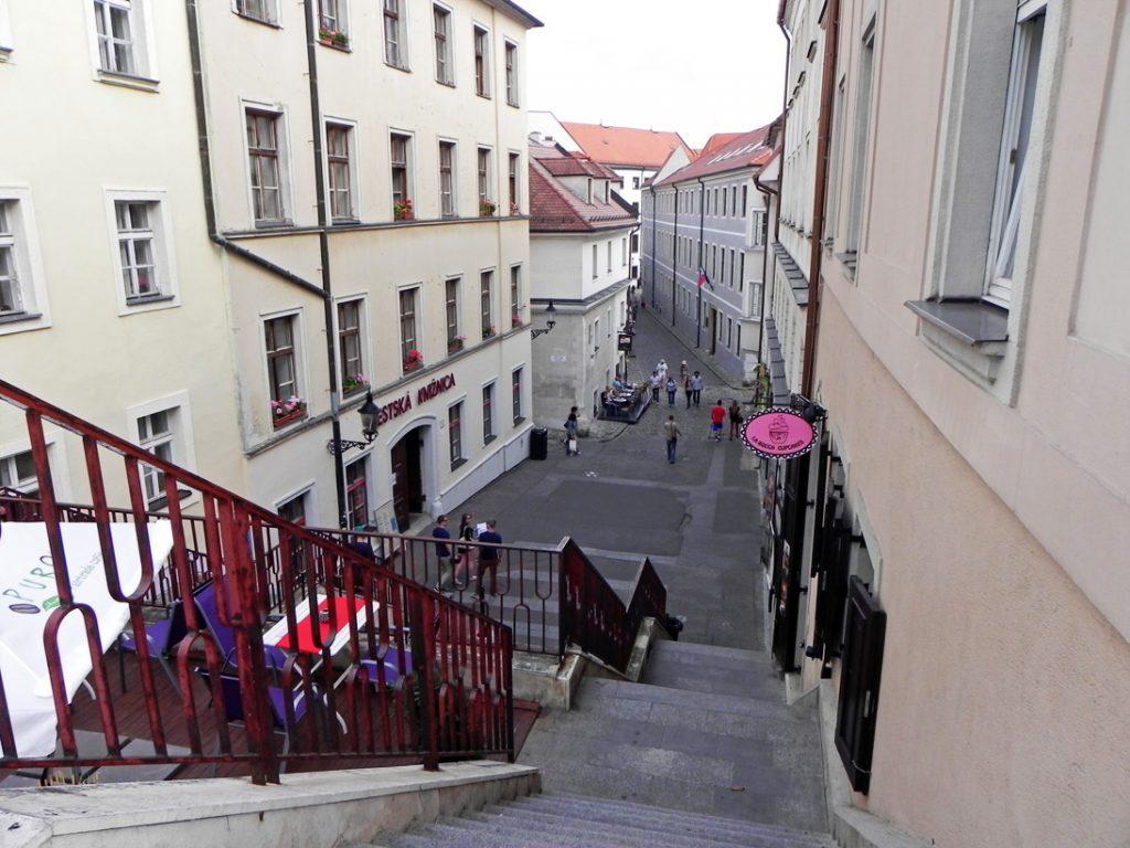 Братислава. Старый город