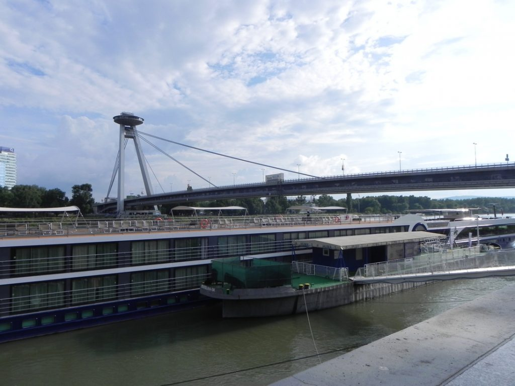 Братислава. Новый мост