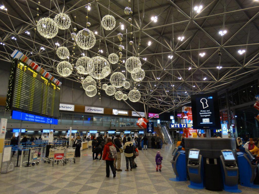 Хельсинки аэропорт