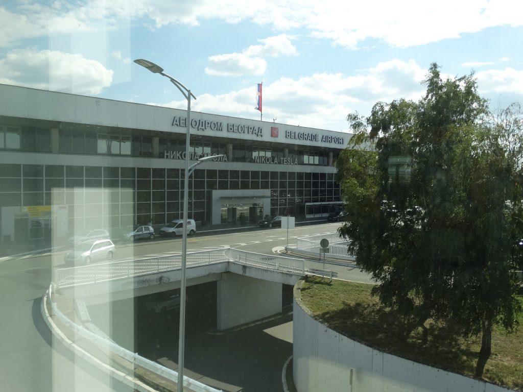 Аэропорт Никола Тесла Белград