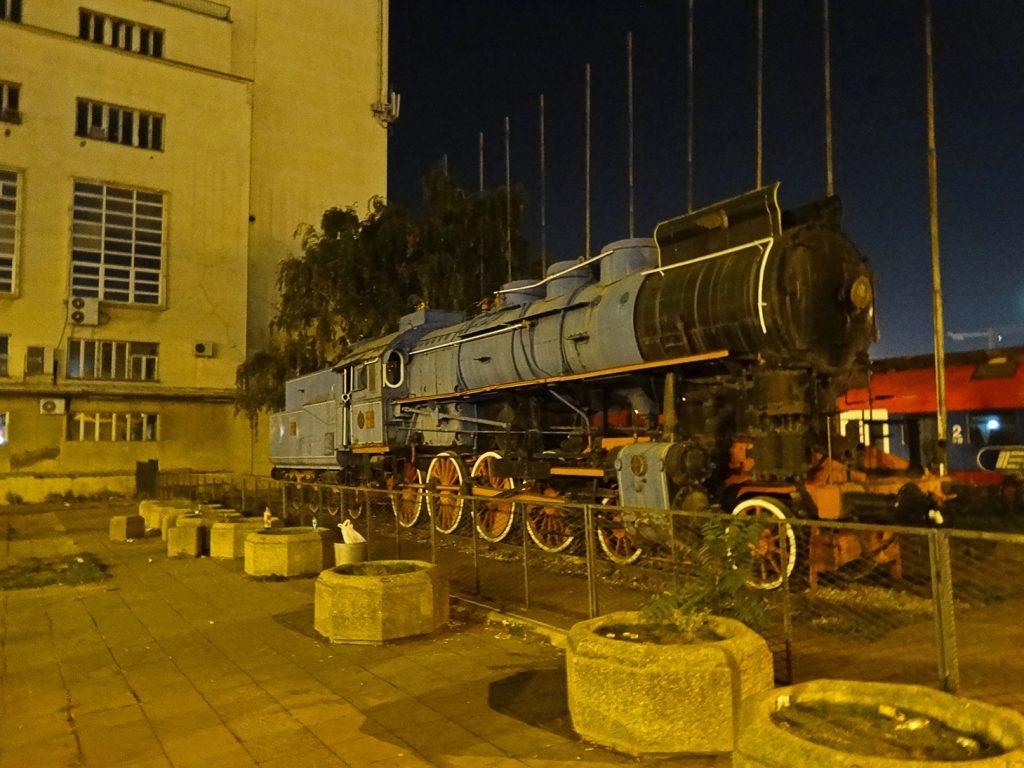 ЖД вокзал Белград