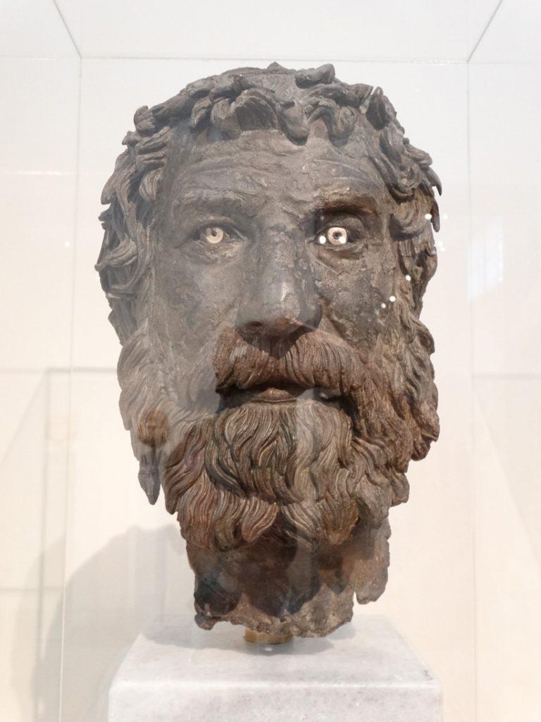 Голова философа