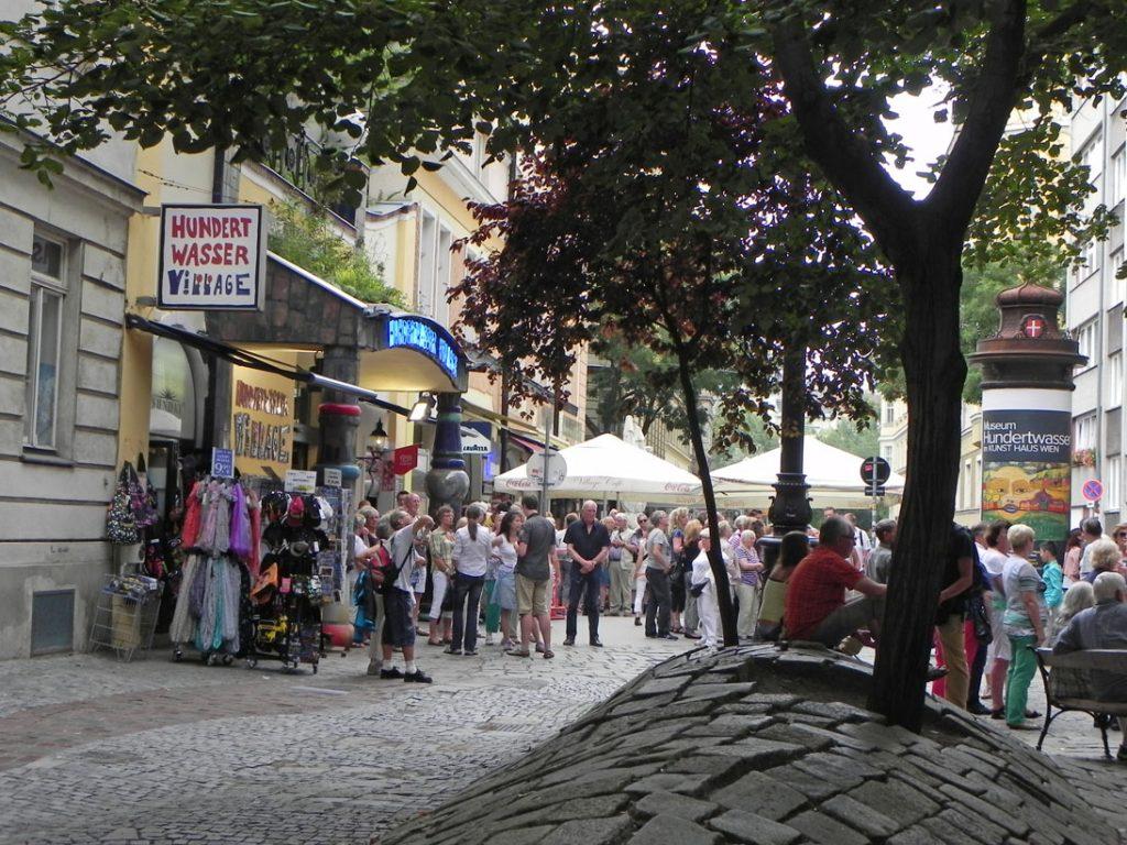 Деревня Хундертвассера