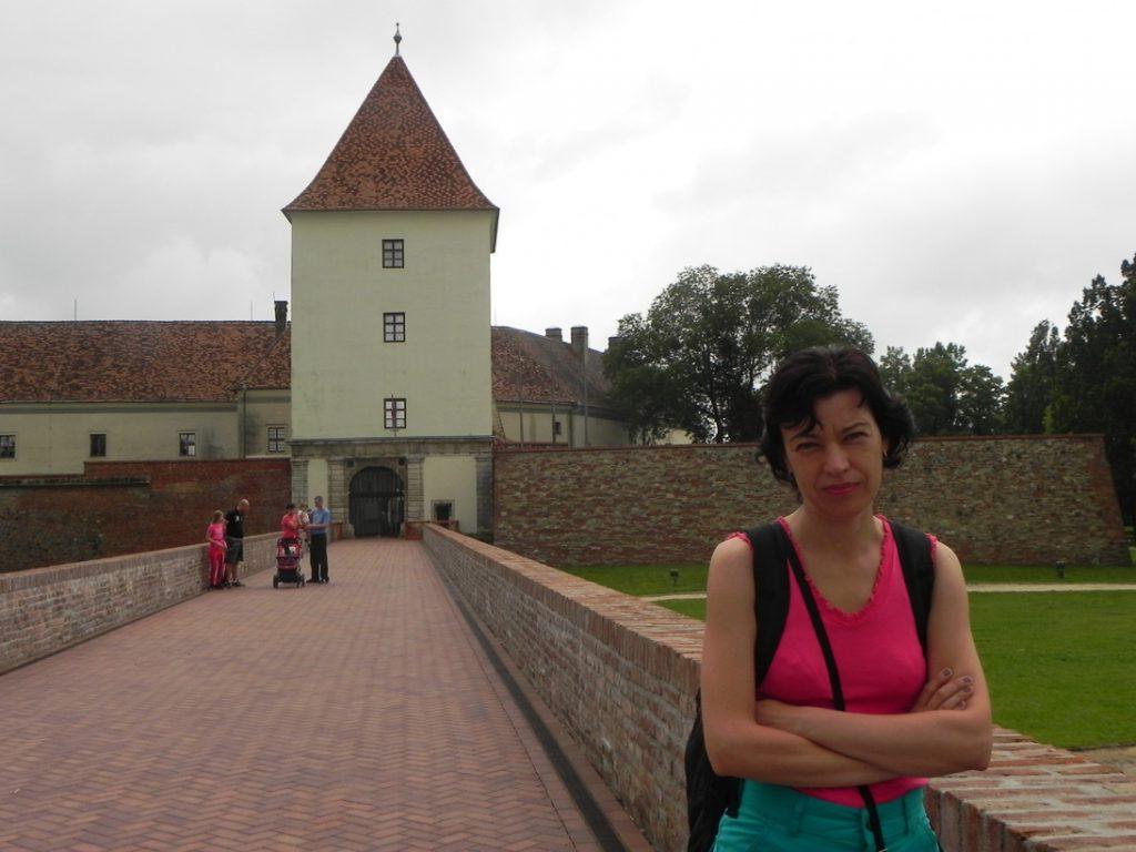 Шарвар. Замок