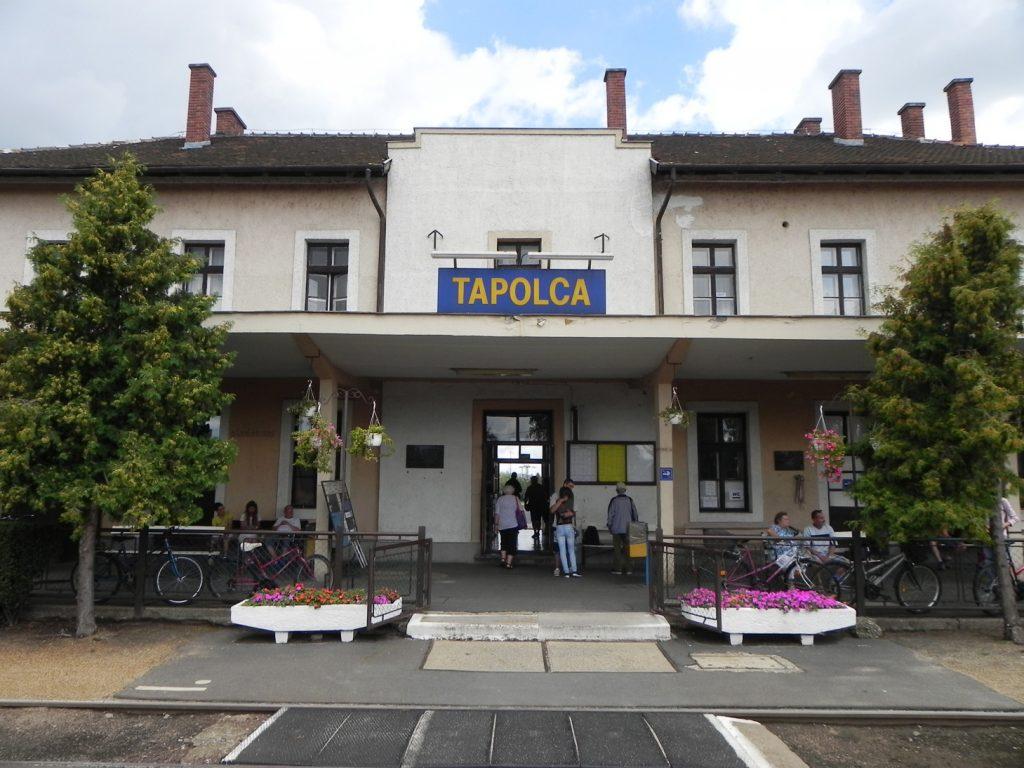 Станция Тапольца