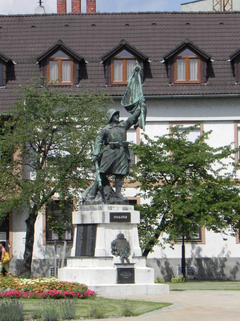 Монумент Героям Первой мировой войны