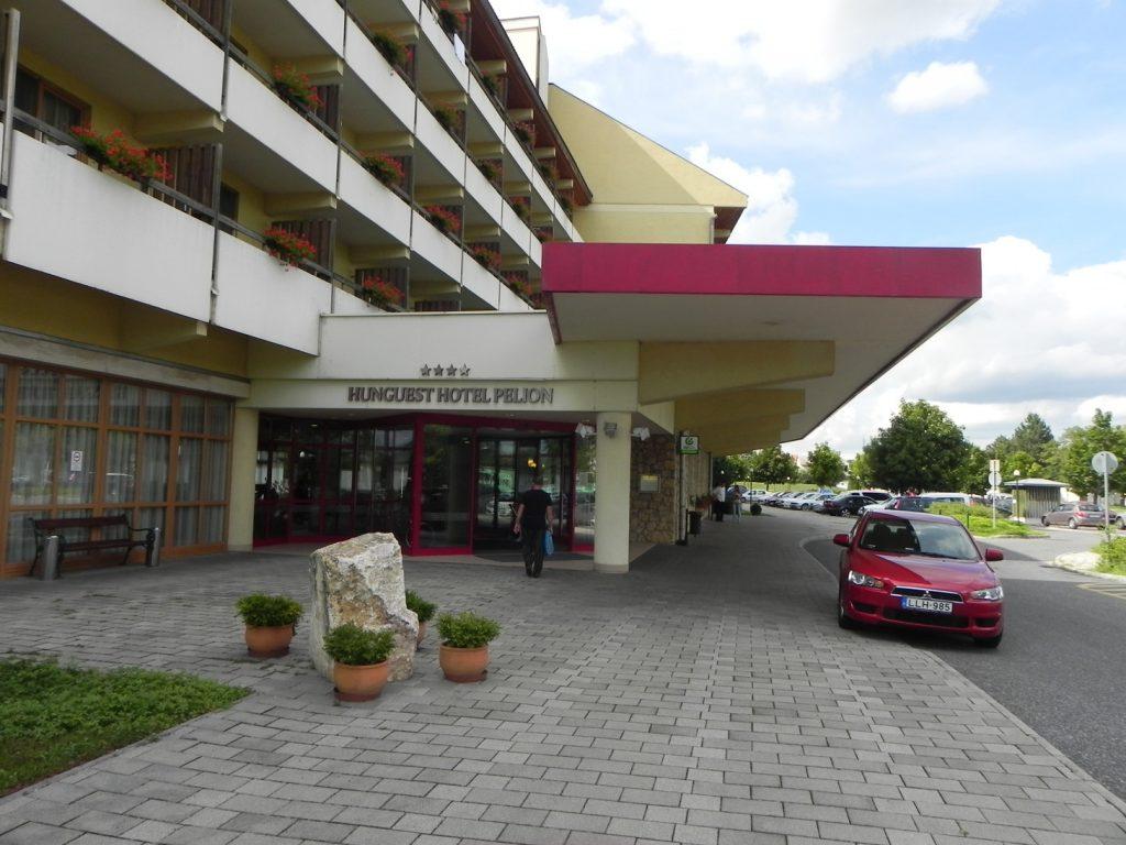 Отель Пелион