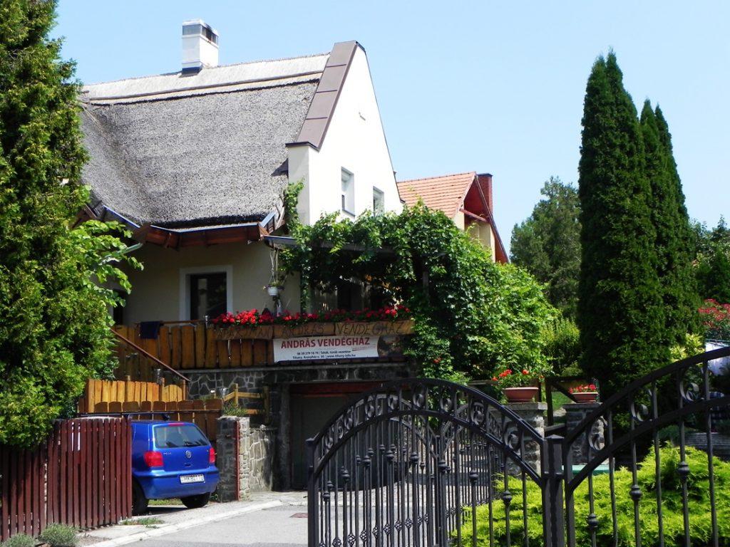 Гостевой дом Андраша