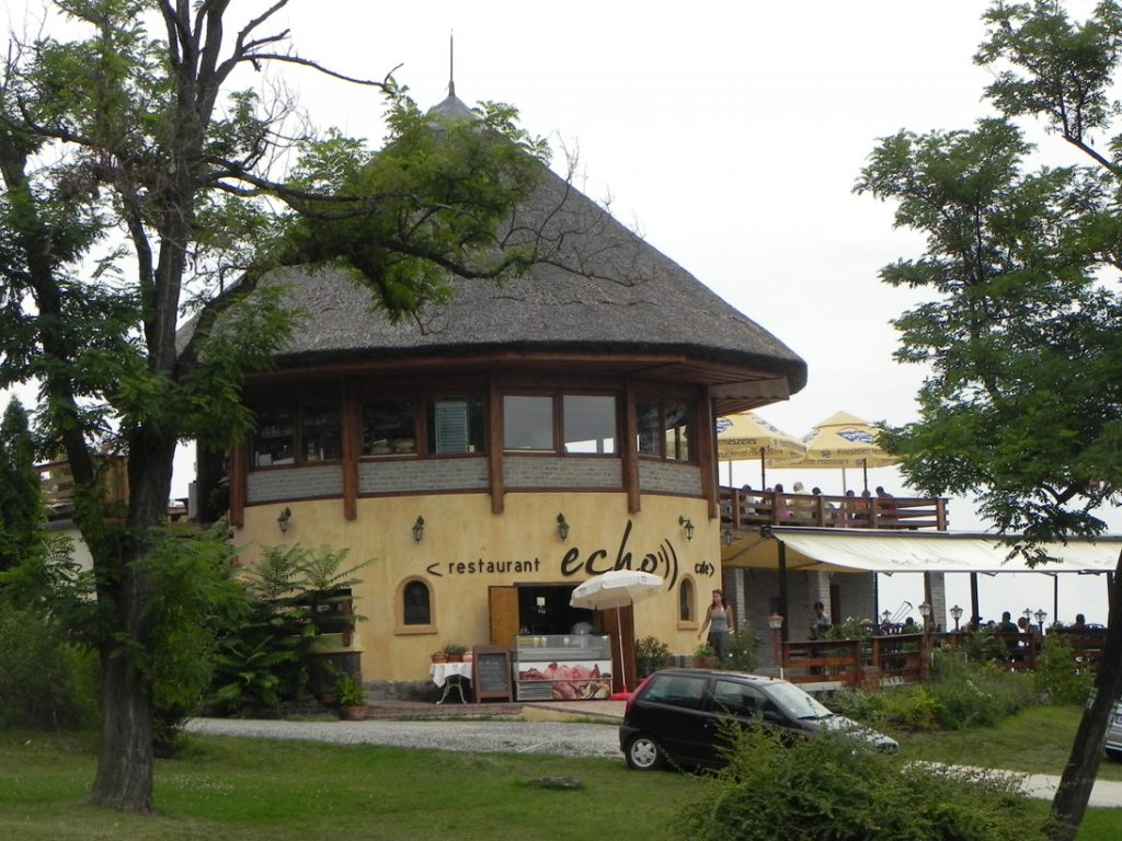 Ресторан Эхо