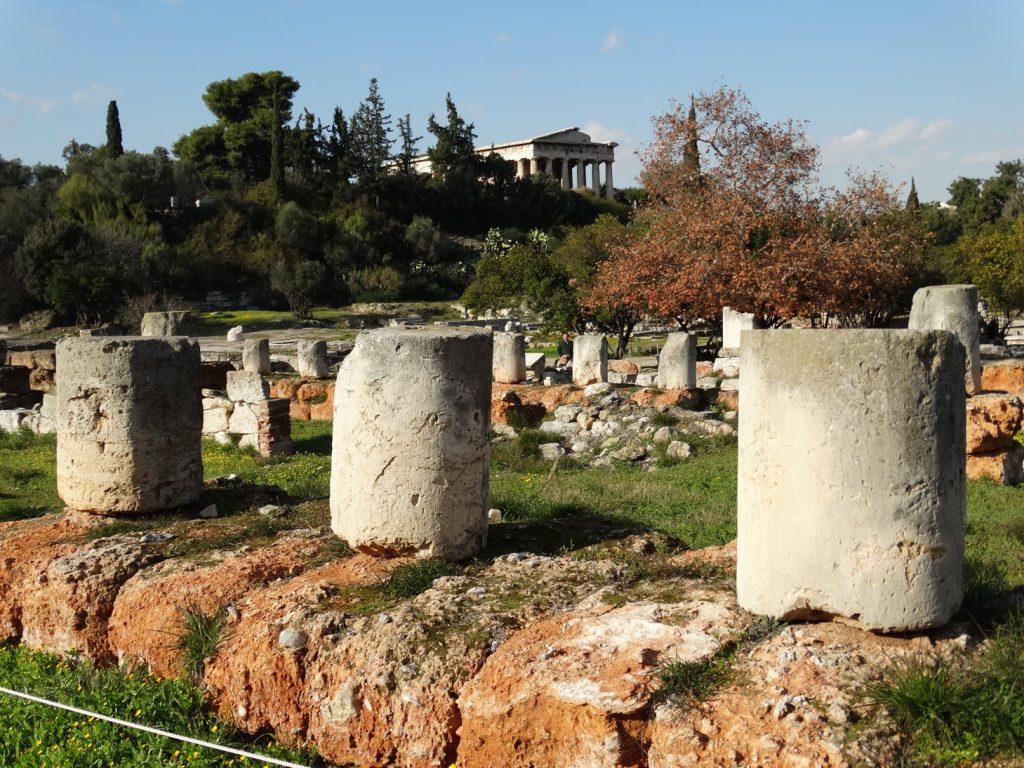 Руины Средней стои