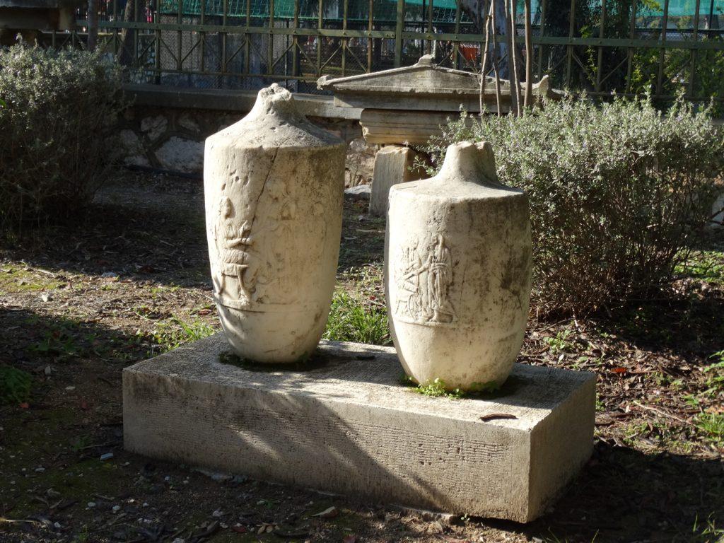 Агора. Артефакты