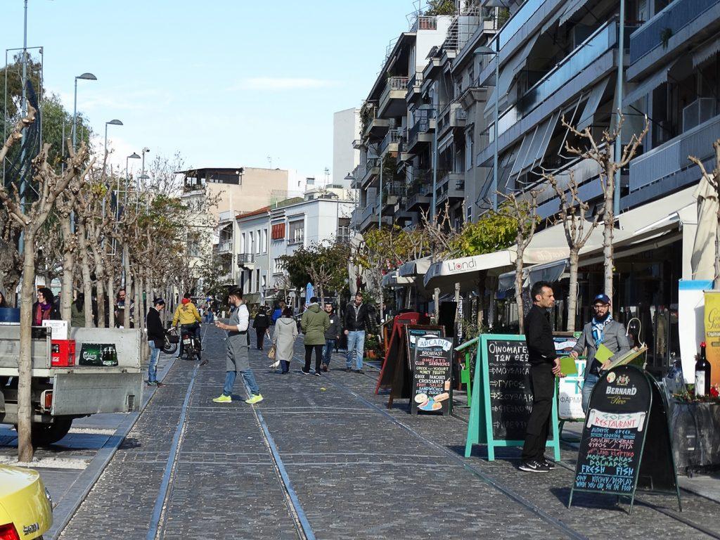 Улица Макригиани