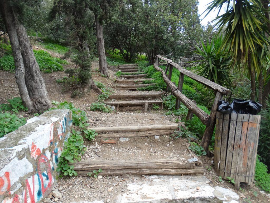 Лестница на холм Филопаппу