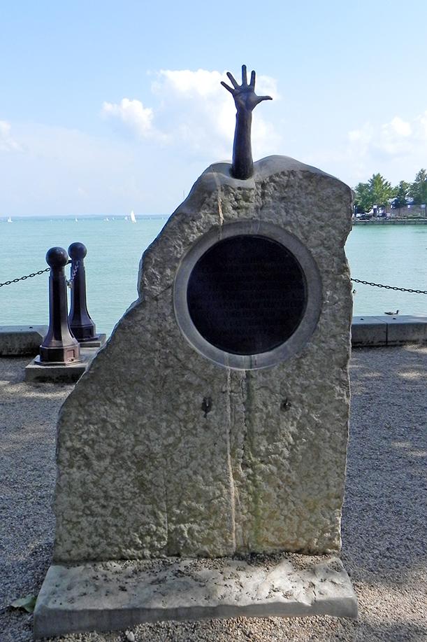 Памятник жертвамкораблекрушения
