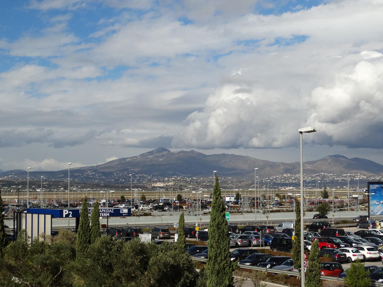 Афины. Аэропорт